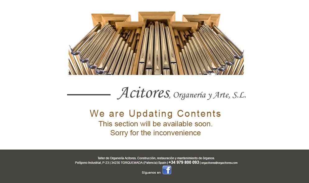 We are Updating Contents This section will be available soon. Sorry for the inconvenience