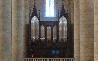 Organo de la Parroquia de la Asunción de Rentería (Guipúzcoa)