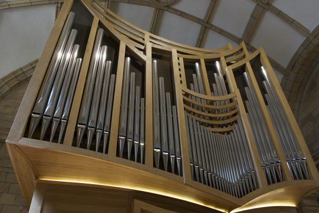 Opus 92: Órgano de la Iglesia Parroquial de San Nicolás de Bari  en Orio (Guipúzcoa)